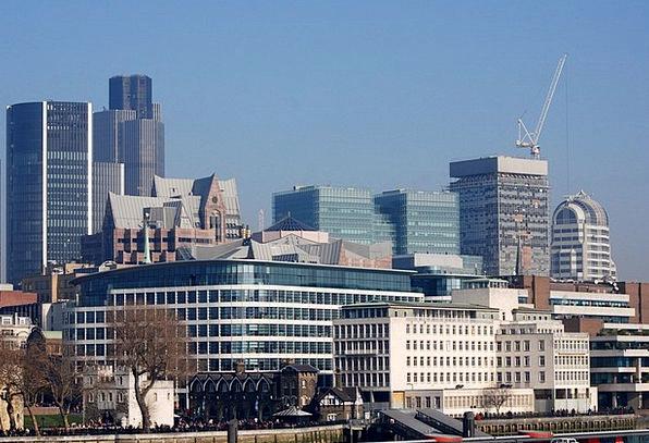 London Buildings Horizon Architecture Offices Work