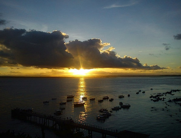 Sea Marine Landscapes Sunlight Nature Sunny Sunlit