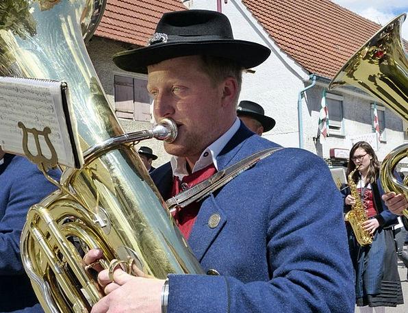Tuba Move Change Brass Band Mouthpiece Orchestra G
