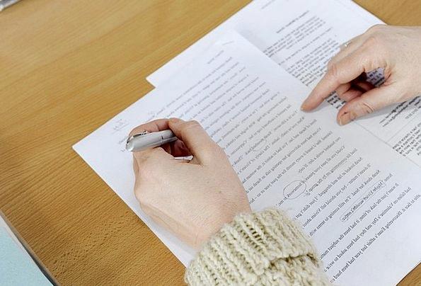 Creative Original Script Editing Excision Writing