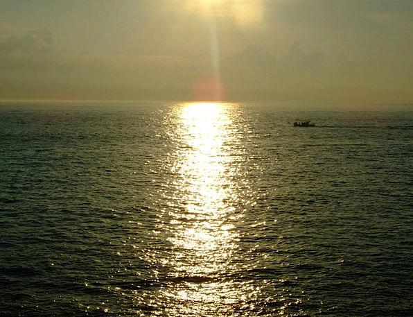 Korea Vacation Travel Sunset Sundown Jeju Stratosp