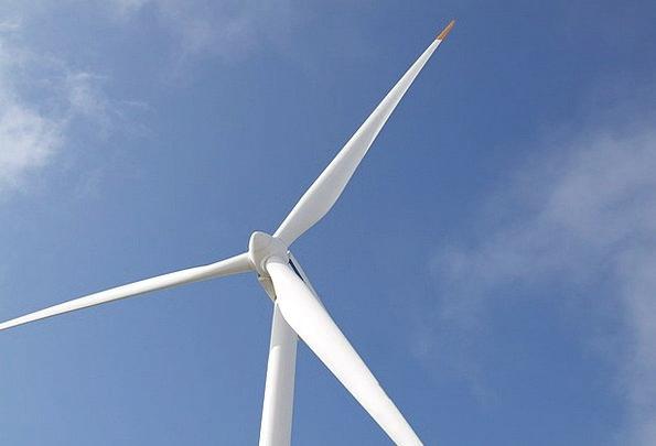 Power Station Blue Wind Breeze Sky