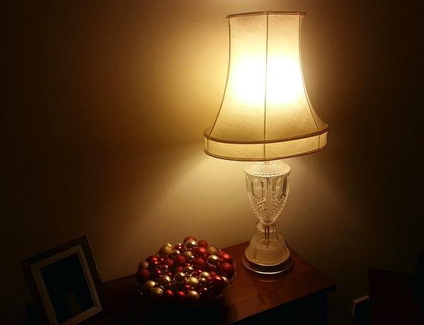 Lamp Uplighter Light Bright Lantern Romantic Ideal
