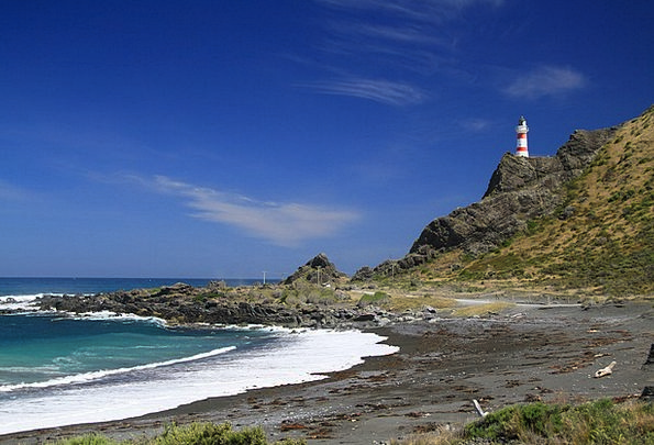 Cape Palliser Lighthouse New Zealand Lighthouse We