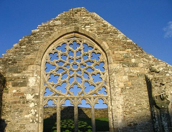 Ruins Shells Buildings Architecture Chapel Sanctua