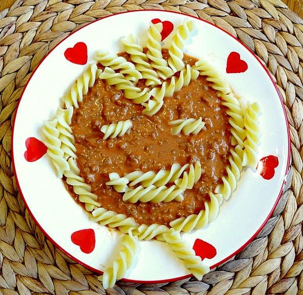 Noodles Drink Food Eat Bother Bolognese Pasta Cook