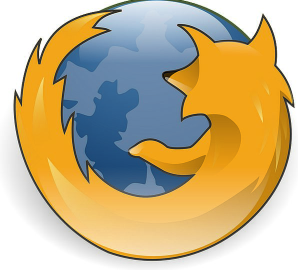 Firefox Communication Computer Logo Symbol Browser