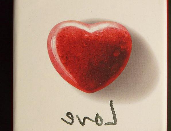 Heart Emotion Darling Red Bloodshot Love Symbol Si
