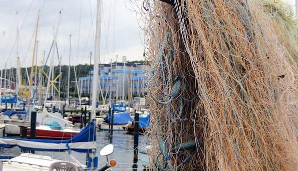 Fishing Net Craft Angle Industry Sea Marine Fish S