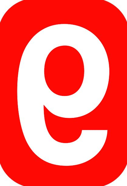Nine Amount Rounded Round Number Rectangle Box Red