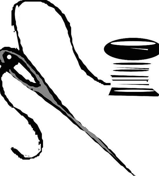Needle Pointer Yarn Needle Eye Thread Sewing Stitc