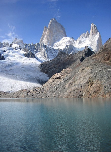 Patagonia Glacier Argentina Beautiful Glacier Ice