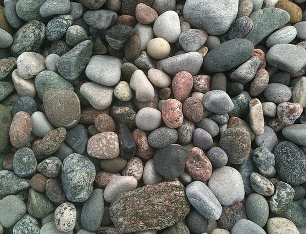 Pebbles Gravels Vacation Seashore Travel Stones Be