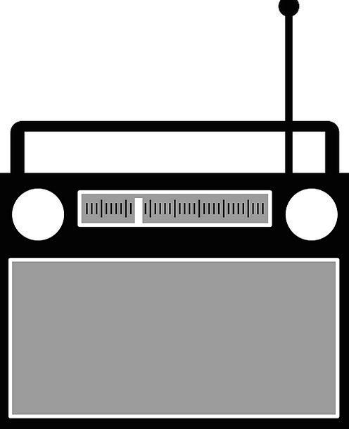 Radio Wireless Transmission Transistor Broadcast P