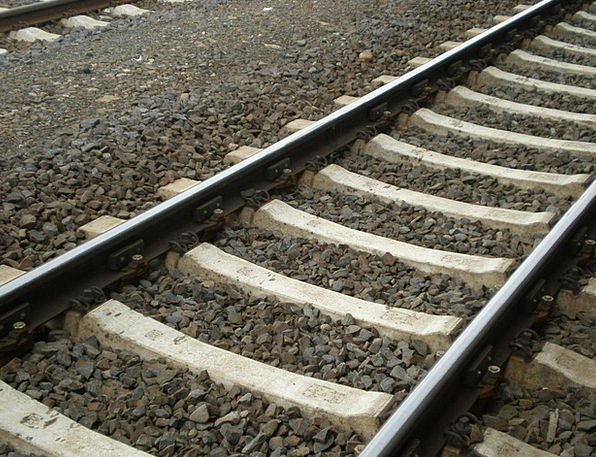 Railroad Track, Appeared, Railway, Seemed, Track, Path