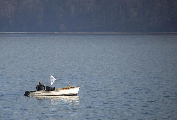 Lake Constance Gumboot Angler Boot Men Fish Angle
