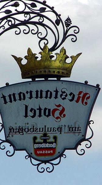 Restaurant Eatery Protection Pub Inn Shield Passau