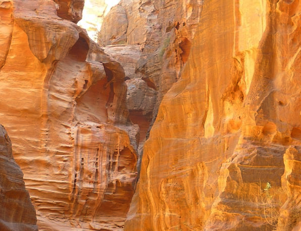 Siq Vacation Travel Holiday Break Jordan Travel Po