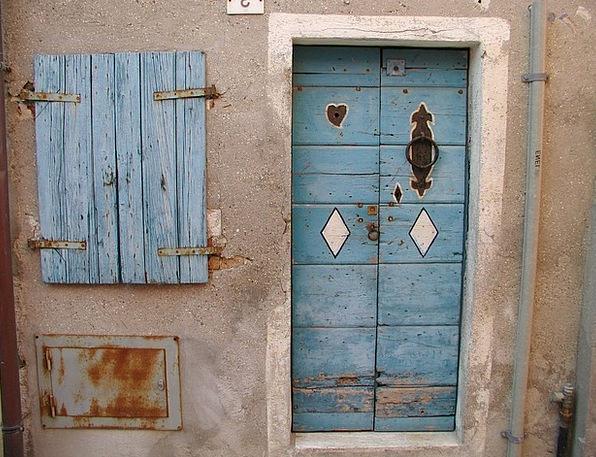 Input Contribution Buildings Entrance Architecture