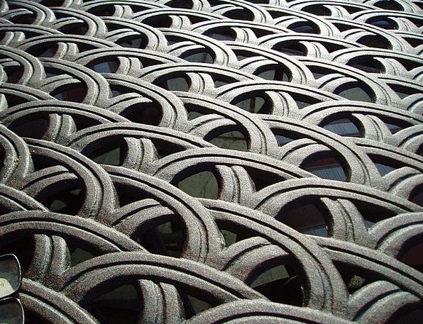 Metal Metallic Textures Bench Backgrounds Black Da