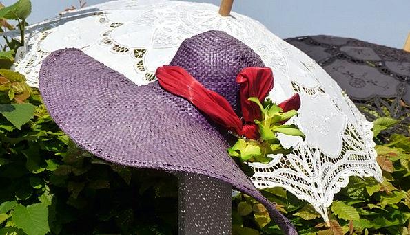 Fashion Style Fashion Beauty Hat Cap Sun Umbrellas