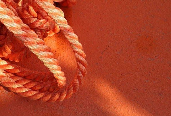Rope Cord Ship Color Hue Boat Italy