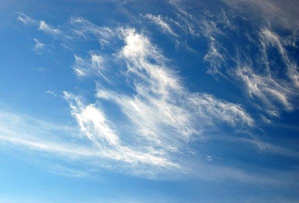 Sky Azure Clouds Vapors Blue Clouds Form Cloudy Ov