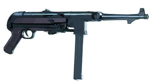 Rifle Ransack Armament Army Military Weapon Combat