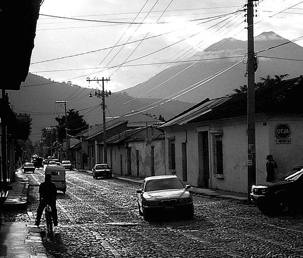 Antigua Vacation Travel Central America Guatemala