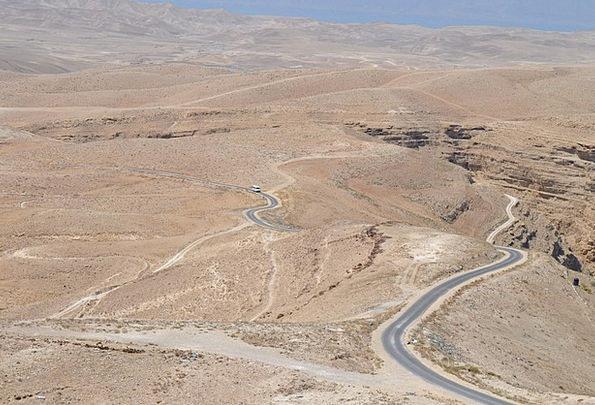 Israel Trail Dune Bank Path Desert Reward
