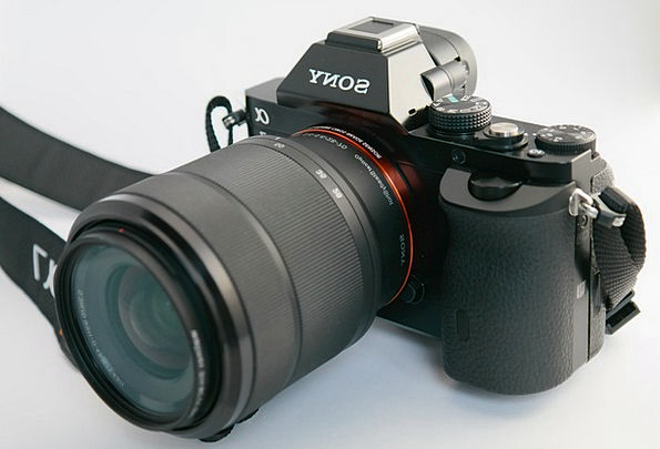 Camera Sony Alpha 7 Photo Camera Technology Sony P