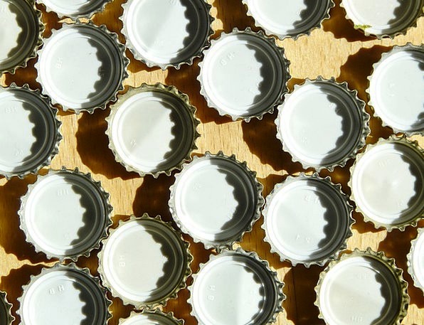 Bottle Caps Piece Sheet Metal Piece Sheet Crown Sh