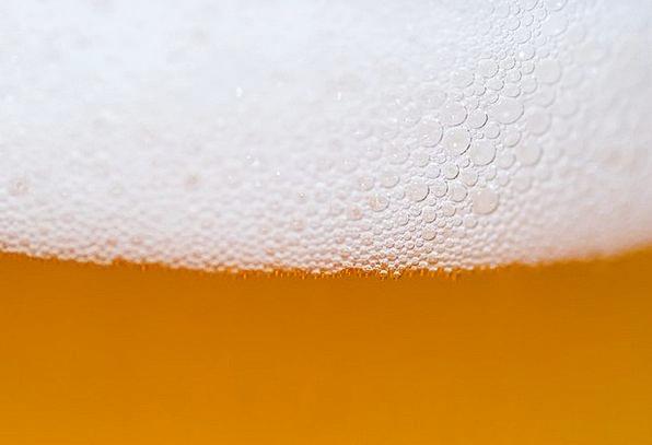 Beer Cocktail Drink Froth Food Bubbles Foams Foam