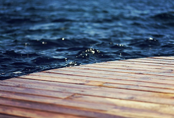 Jetty Breakwater Landscapes Dock Nature Wood Timbe