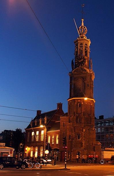 Europe Amsterdam Netherlands Holland