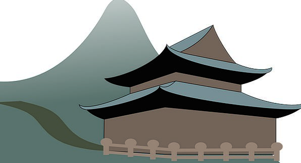 Pagoda Japan Temple China Porcelain Free Vector Gr