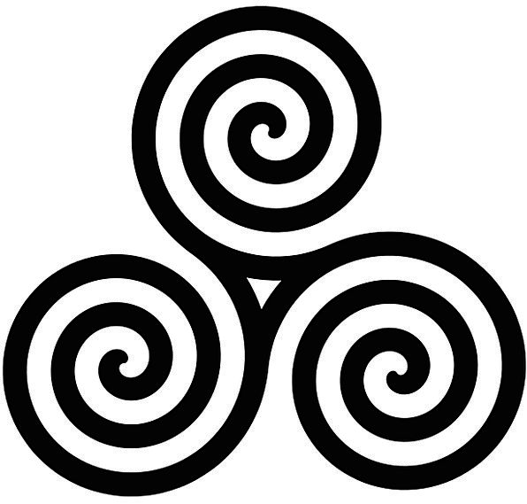 Celtic Textures Ethnic Backgrounds Knot Lump Triba