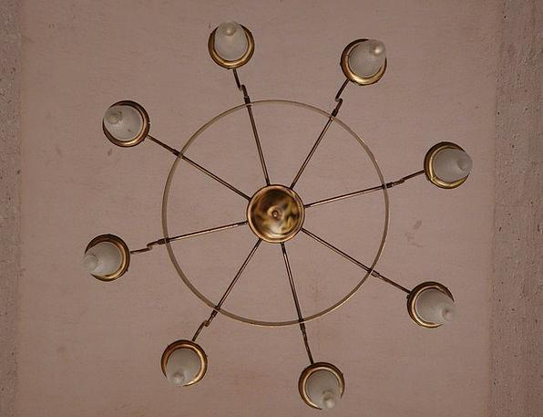 Ceiling Lamp Candleholder Light Bright Candlestick