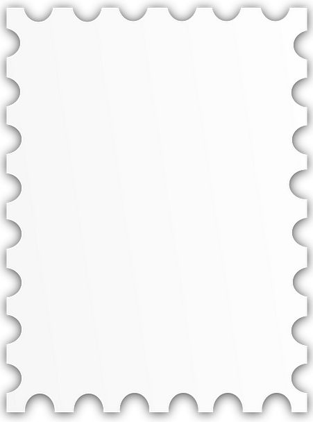 Mail Postal Brand Postage Stamp Price Stamp Template Pattern