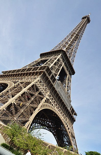 Eiffel Tower Tower Barbican Paris France
