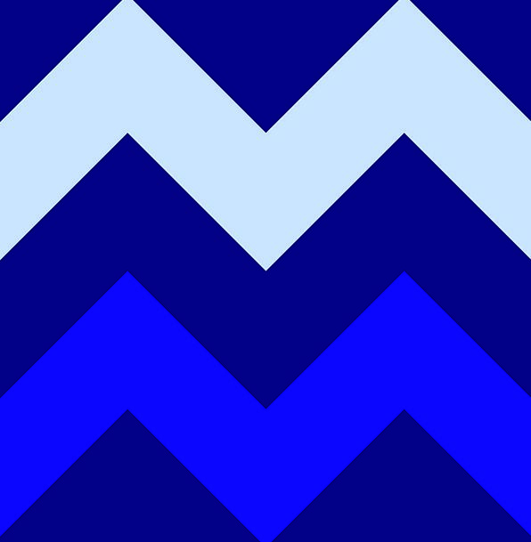 Chevron V-shape Textures Azure Backgrounds Navy Fl