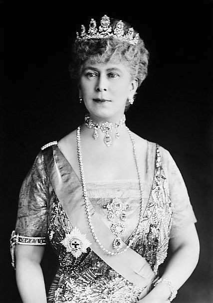 Queen Monarch England Maria Princess Crown Noble T