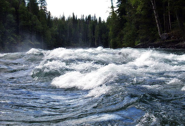 Rapids Torrents Landscapes Aquatic Nature Nature C