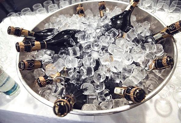Champagne Bubbly Drink Flasks Food Cooling Refrige