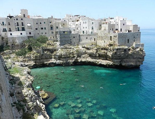 Puglia Landscapes Community Nature Sea Marine Vill