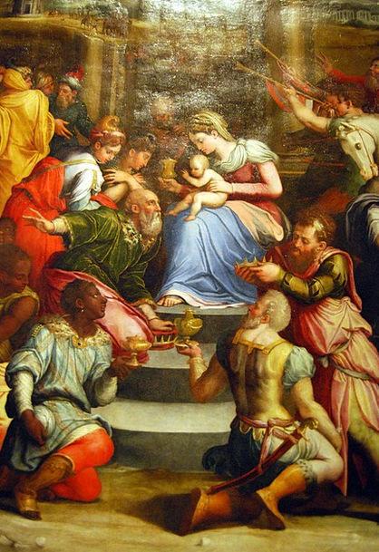 Vatican The Framework Maria Painting Image Vatican