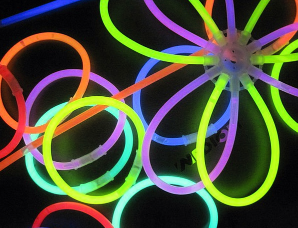 Glow Stick Interesting Light Bright Colorful Color