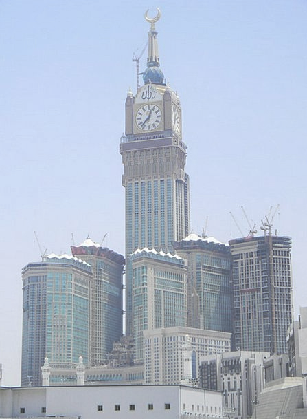 Al Abrar Mecca Buildings Architecture Building Str