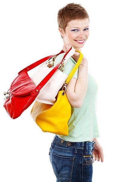Adult Mature Fashion Basket Beauty Bags Belongings