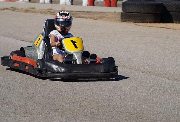 Go-Kart Competition Go Kart Track Race Kart Cart L